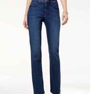 Sale 🛍 STYLE & CO Straight Leg Jeans Size 8S